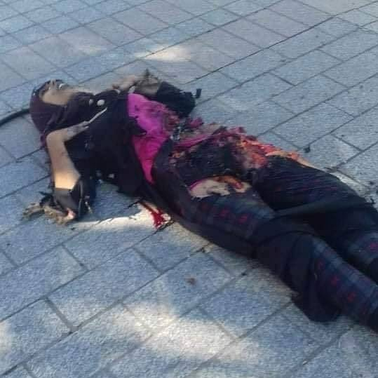 Male And Female Gunmen Kill Classmates And Injure Eight At: Photos: Female Suicide Bomber Blows Herself Up In Tunisia