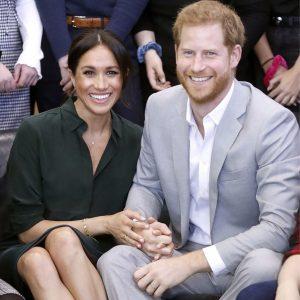 Prince Williams and Meghan Markle