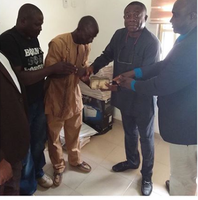 Nigerian dad reports his 'Yahoo' son to EFCC
