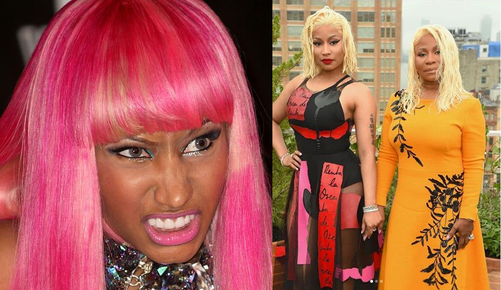 Nicki Minaj reveals how witnessing her dad abuse her mum shaped her