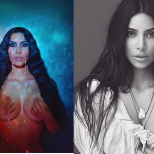 Kim Kardashian says talking about sex makes her shy