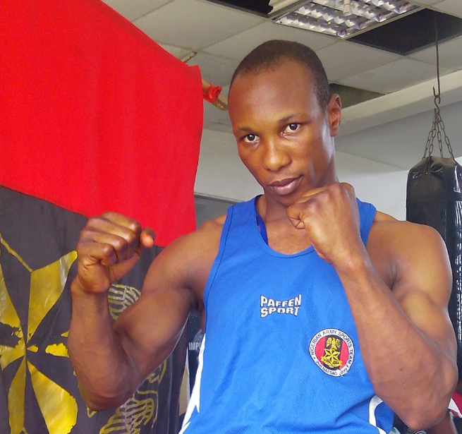 Nigerian Boxer gets crushed to death by train on his way to train