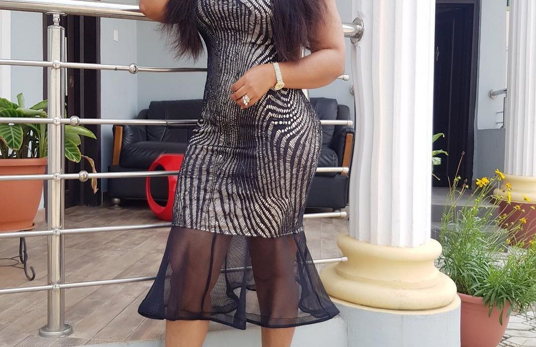 Mercy Aigbe dragged over epic photoshop fail