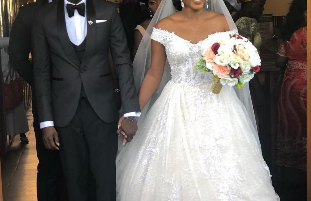 Photos from 2Face's brother ,Charly Idibia's wedding