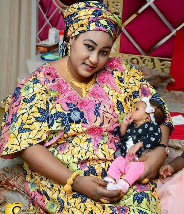 Emir of Daura welcomes second child with wife