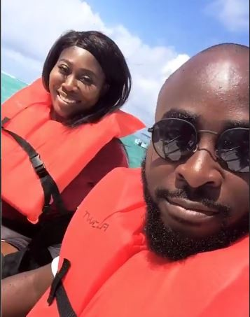 OAP, Gbemi Olateru-Olagbegi and her hubby Spends honeymoon in Punta Cana