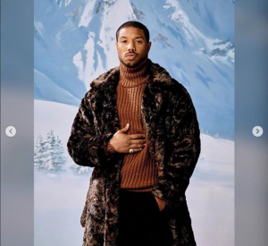 Black Panther' star Michael B. Jordan is named GQ's 2018 Men of the Year