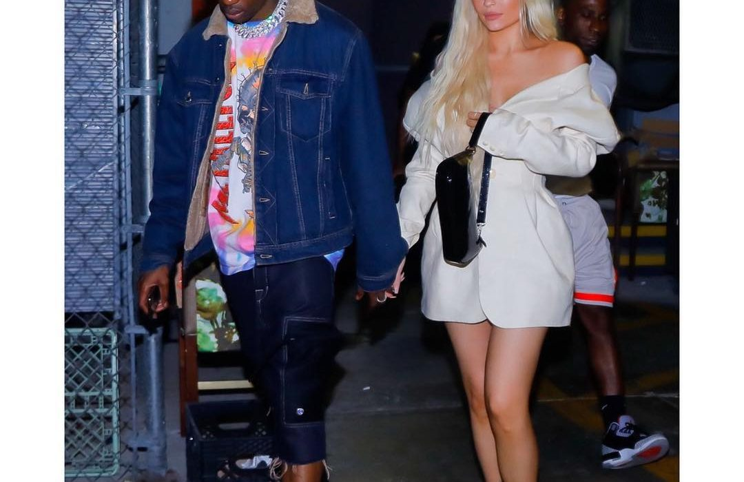 Kylie Jenner and Travis Scott spark engagement rumours