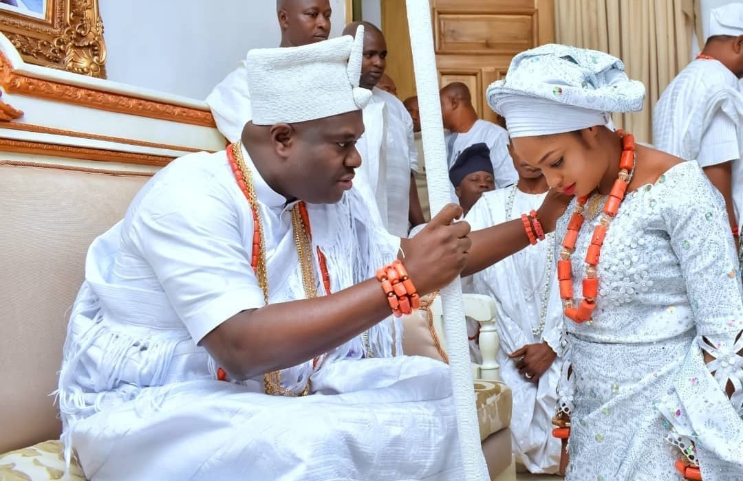 Revealed:How Ooni of Ife fell in love with prophetess Naomi