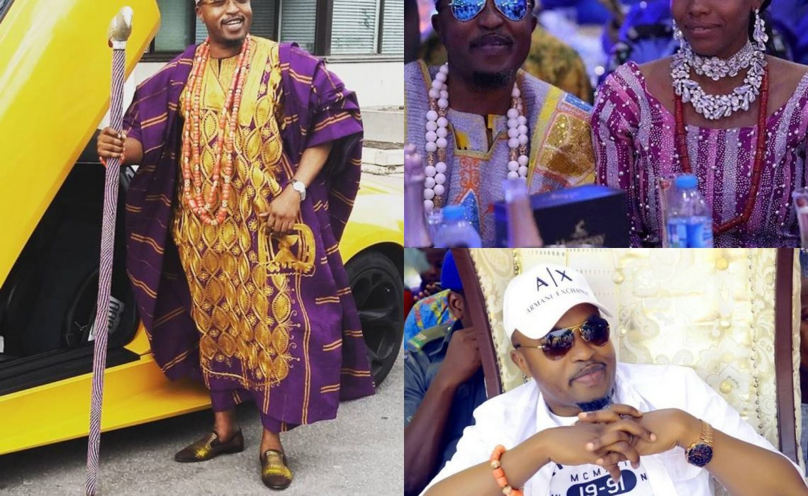 Meet Nigeria's Most Stylish King