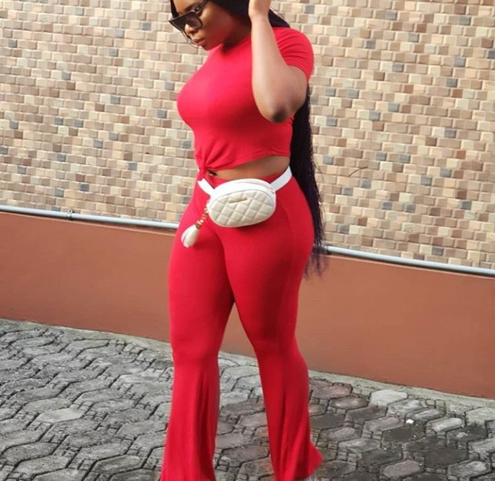 Yemi Alade displays curve in new photo