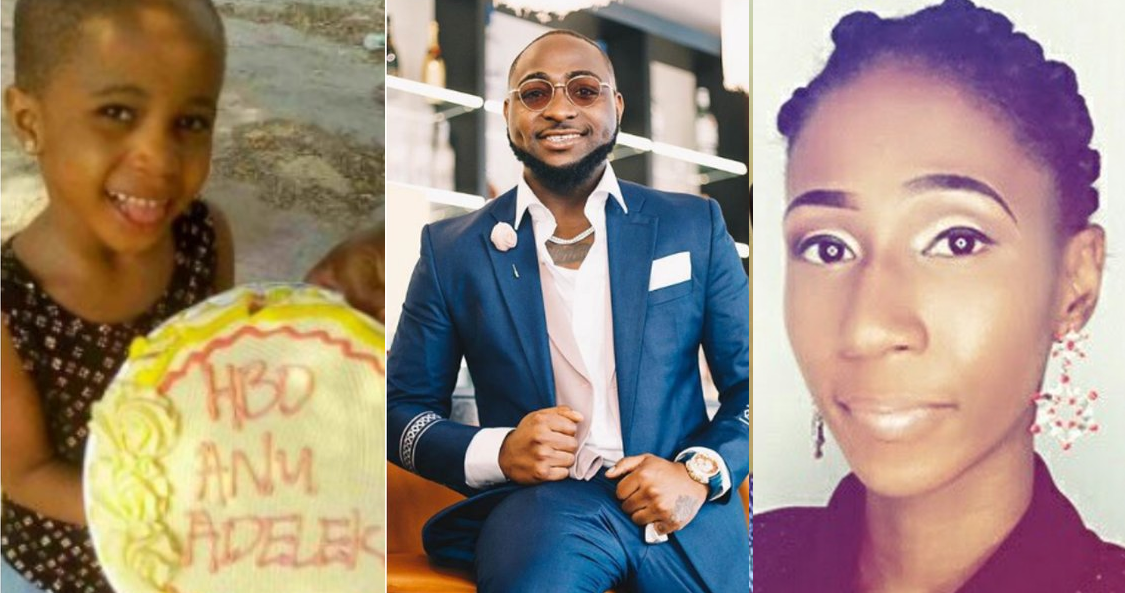 Davido's alleged 3rd babymama resurfaces, requests DNA test