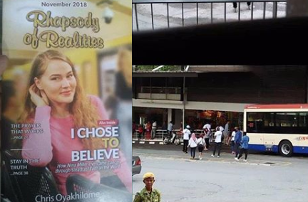5 Nigerians arrested for distributing Chris Oyakhilome's books in Malaysia