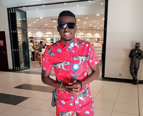 See what comedian Akpororo did for a friend's dad