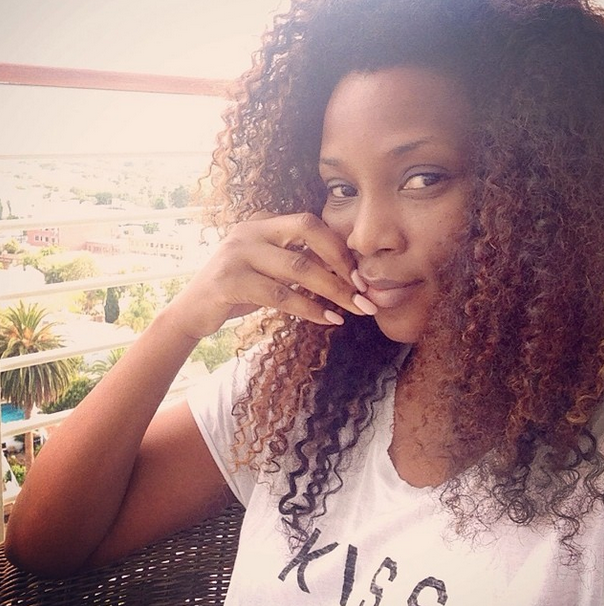 Genevieve Nnaji without makeup