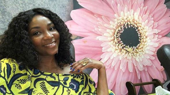15 times Genevieve Nnaji slayed without makeup