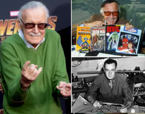 Marvel comics co-founder Stan Lee dead at 95