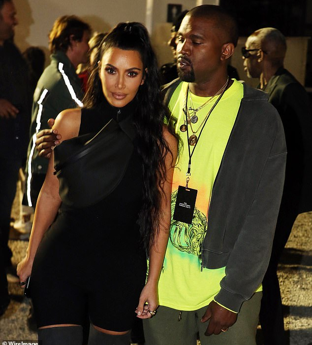 Kim and Kanye West paid private firefighters to save their home