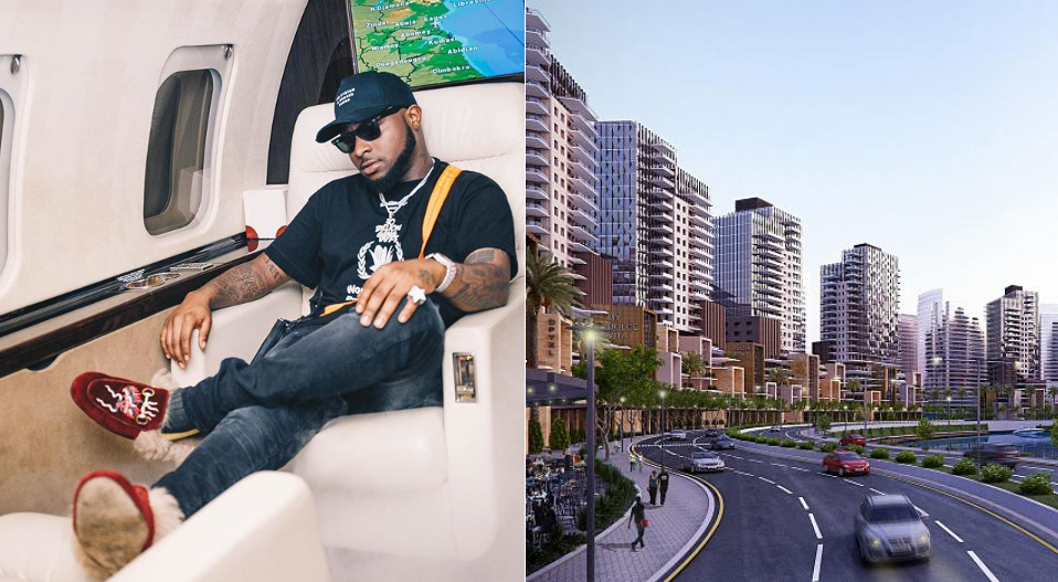 Why Davido's Eko Atlantic concert was not approved