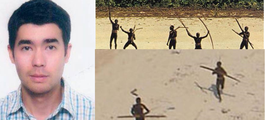 Indian tribe kills US missionary with arrows for visitin barred island