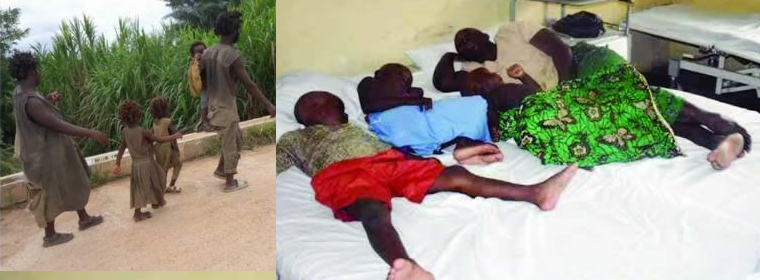 """The real story behind 'Lunatic family of 5"""" rescued in Calabar"""