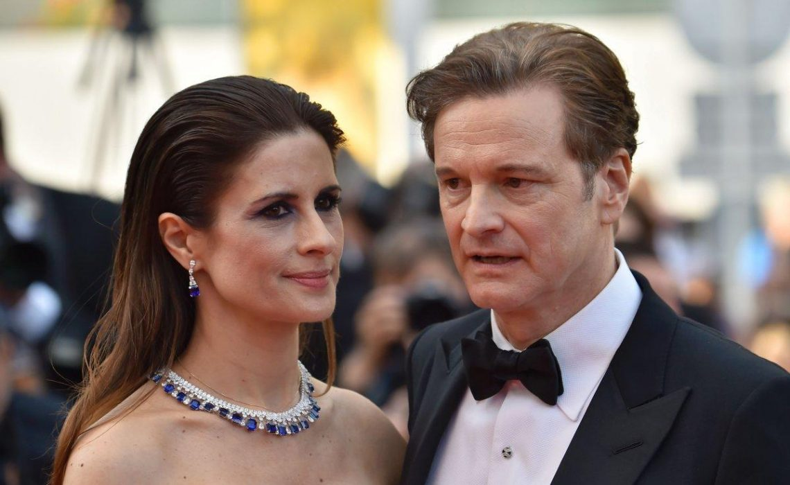 Colin Firth's Wife C...