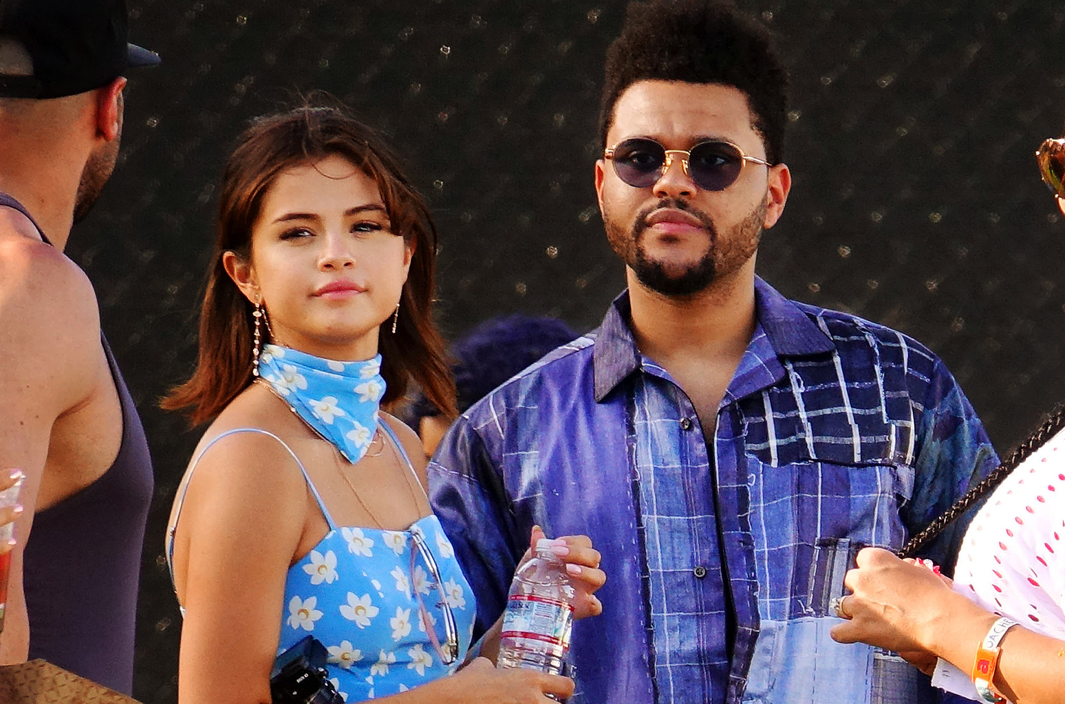 The Weeknd hints that he offered Selena Gomez his kidney
