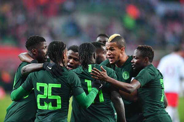 Win 2018 World Cup, get $24m, Pinnick tells Eagles