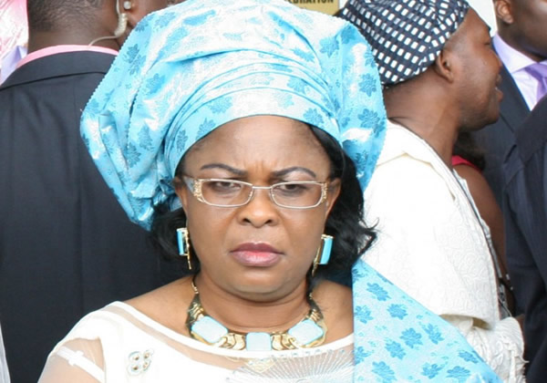 Court dismisses EFFC's suit against Patience Jonathan