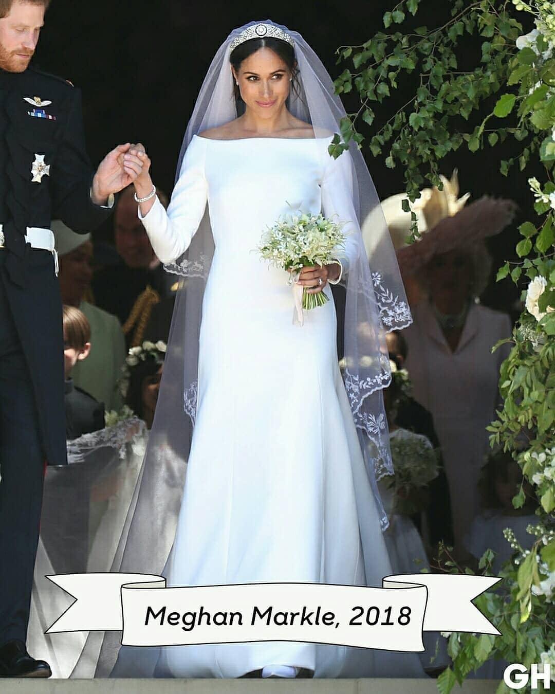 Timeless Wedding Gown: #Royalwedding A Full Look At Meghan Markle's Timeless