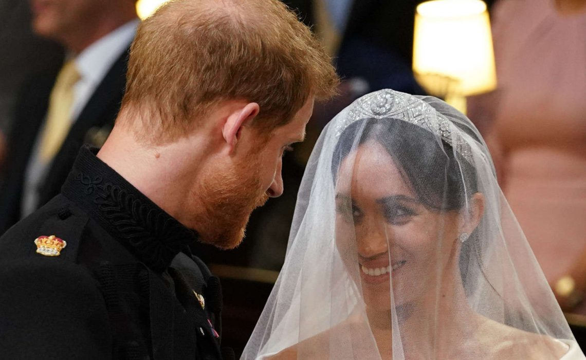 #RoyalWedding: Prince Harry and Meghan Markle are married (Photos)