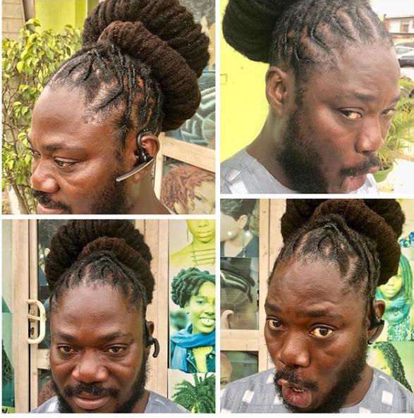 Daddy Showkey Shows Off New Look Celebrities Nigeria