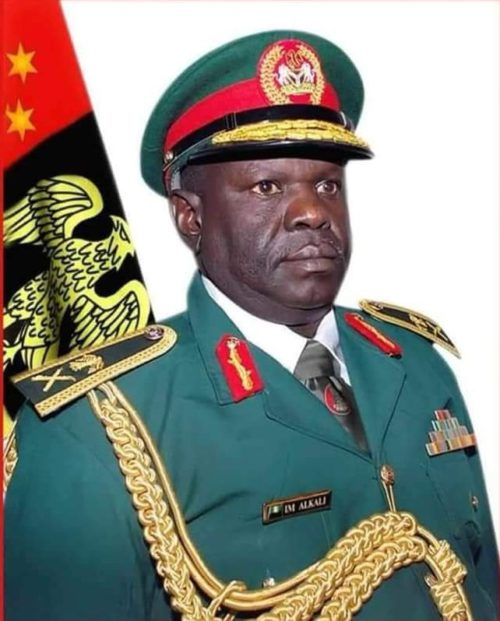 Army finds body of General Alkali
