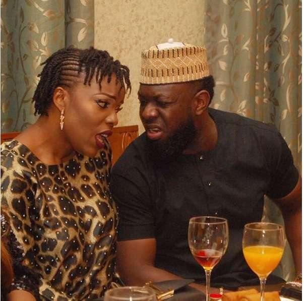 Timaya and Empress Njama