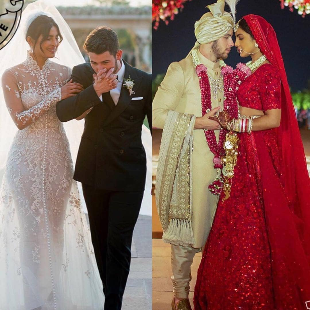Official photos from Priyanka Chopra and Nick Jonas' wedding