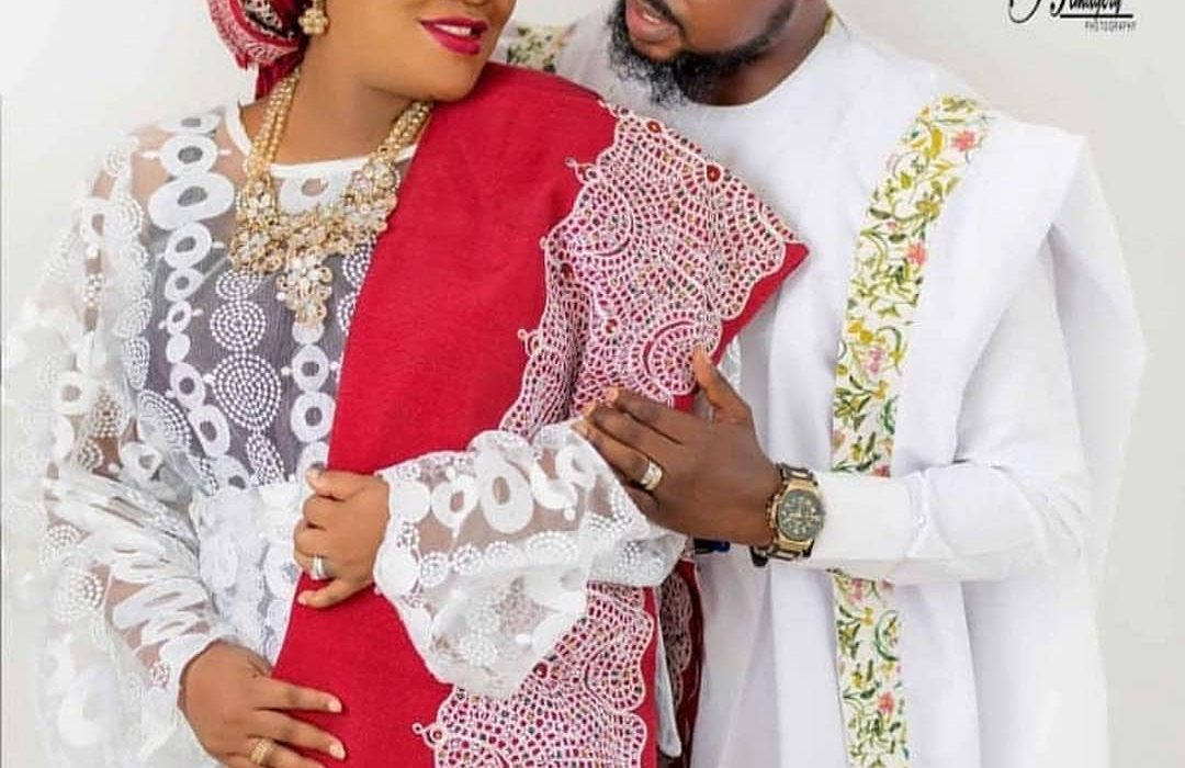 Toyin Abraham and Kola Ajeyemi are Engaged, reportedly welcomes a baby in the US